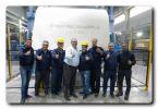 Toscotec completes a major rebuild of Arapepco's PM1 in Aleppo, Syria.